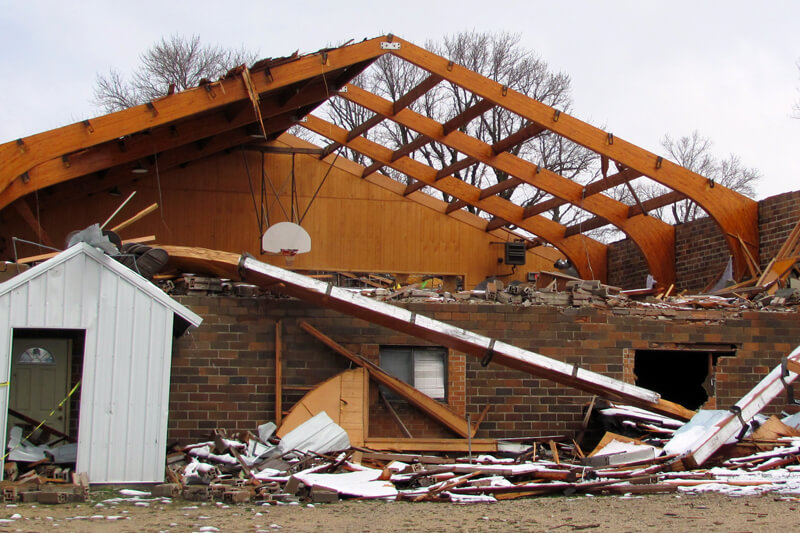 damage home restoration reconstruction